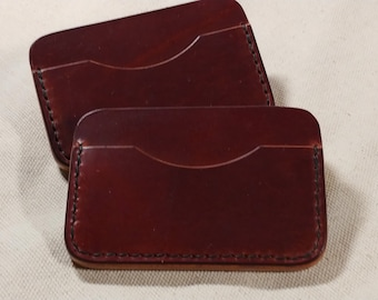 3 Pocket Card Wallet