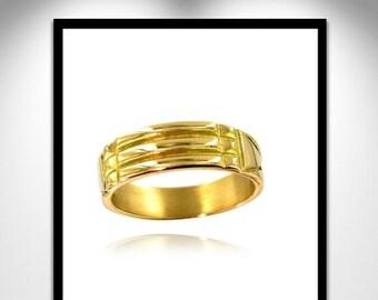 Ring atlantis gold _ Atlantis ring gold