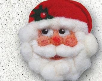 Santa Claus - DIY Felting kit