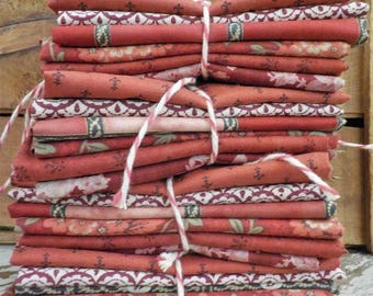 Be Wine...6 fat quarter bundle...exclusive grouping