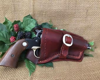 Holster for a Ruger Shopkeeper