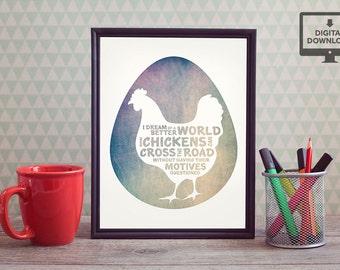 I Dream of a Better World...