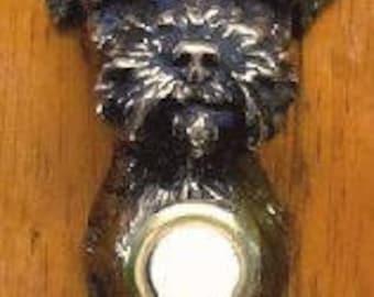 Border Terrier Doorbell