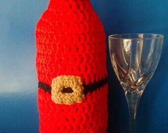 Pattern Wine Bottle Sleeve ***instant dowloand***