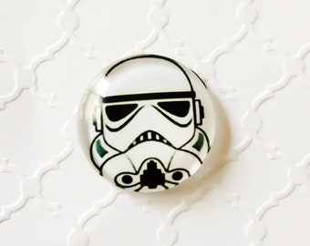 Star Wars, Boys Room ~ Storm Trooper, Staw Wars Dresser Knob, Knobs, Dark Side, Starwars,
