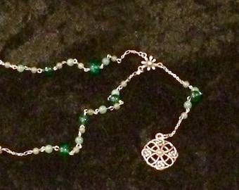 Spring Prayer Beads