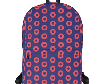 Phish Fishman Donuts Backpack