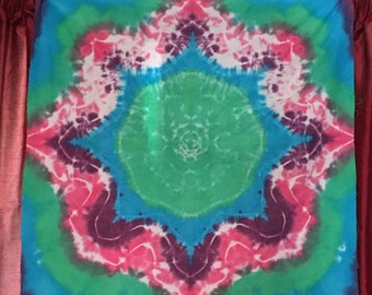 Large Candy Sunrise Tapestry