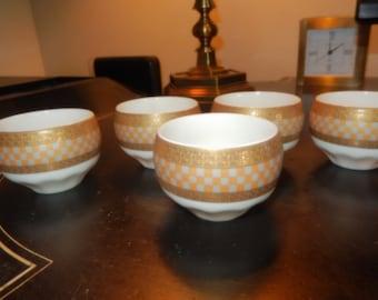 JAPAN H E Sake Cups