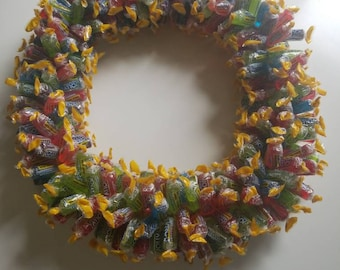 Jolly Rancher candy lei size small