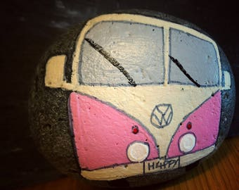 Campervan Paperweight