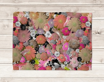 Shabby Chic Area Rug Colorful Floral Area Rug Art Flower Rugs colorful rug shabby chic carpet flower rug art colorful Shabby Chic floral rug