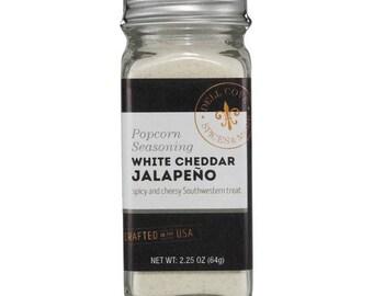 White Cheddar Jalapeno Popcorn Seasoning