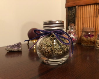Self-Protection Spell Jar