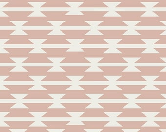 Arizona After - Tomahawk Stripe Blush - April Rhodes - Art Gallery Fabrics (AZA-6886)