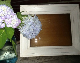 Vintage farm frame.  Country or even shabby chic   FREE SHIPPING!! Item# 8111611