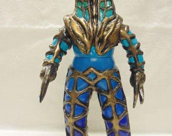 Ultraman Seijin Godola sofubi custom painted by TDAWG