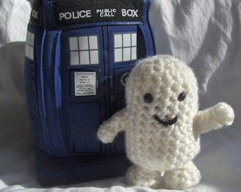 Amigurumi Adipose from Dr. Who