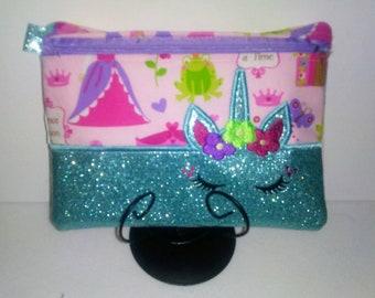 Unicorn Zipper Bag Collection