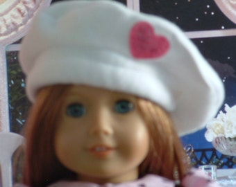 Beret for American Girl Doll