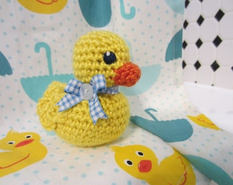Rubber Ducky Pattern (PDF)