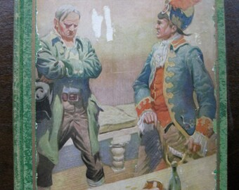 Kidnapped by Robert Louis Stevenson 1925 ed.