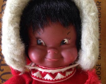Regal 1960's Kimmie Inuit Doll