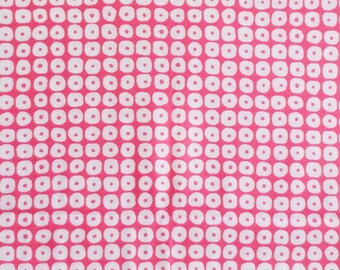 COBBLE STONE in Pink, Michael Miller, 100% Cotton Quilting Fabric Apparel, Fabric by the Yard