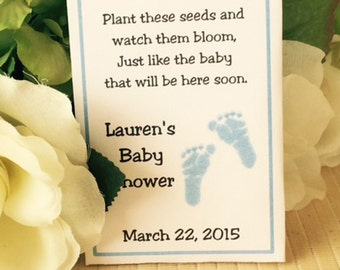 Girl Baby Favors, Boy Baby Favors, Boy Baby Shower Favors, Girl Baby Shower favors, Baby Boy Favors, Baby feet, Baby Footprint