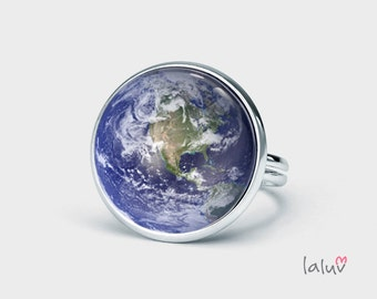 Ring PLANET EARTH