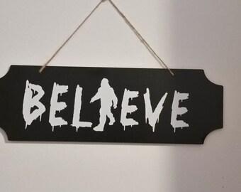 Bigfoot-Believe
