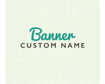 Happy Birthday Banner Add a CUSTOM NAME for Printable Instant Downloads
