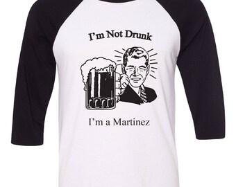 I'm not drunk
