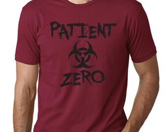 Patient Zero Apocalypse shirt