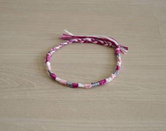 wrap friendship bracelet, friendship bracelet
