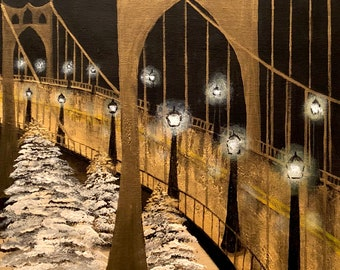 St. Johns Bridge, Oregon