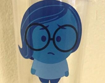 Disney Pixar Inside Out Sadness cup