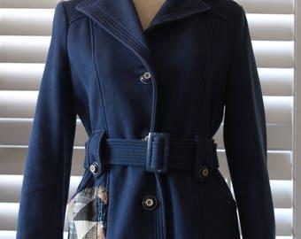 Woman Jacket patch-wrok embellished