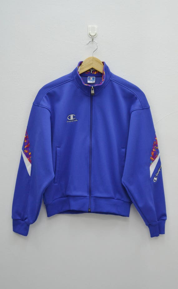 4d55be4690d4 CHAMPION Track Top Vintage 90 s Champion Products Made In