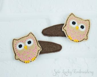 Owl Clippy Set