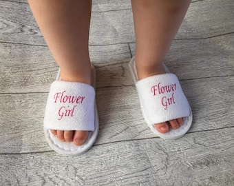 Personalised children's slippers, X 14