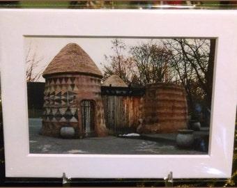 The Stone Hut Photograph (2007)