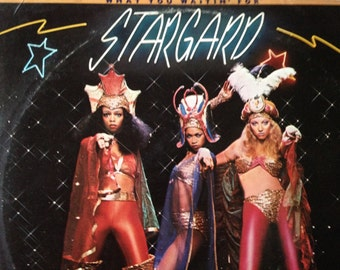 Stargard - What You Waitin' For - vinyl record