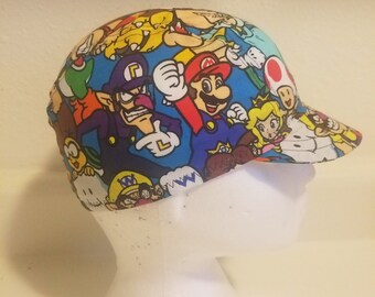 Mario Bros. Cycling cap