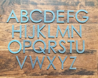 "Modern 2"" Capital 