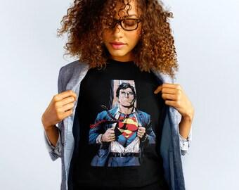 Superman Clark Kent T-Shirt