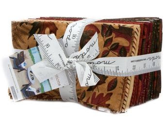 Autumn Reflections Fat Eighth Bundle by Holly Taylor for moda
