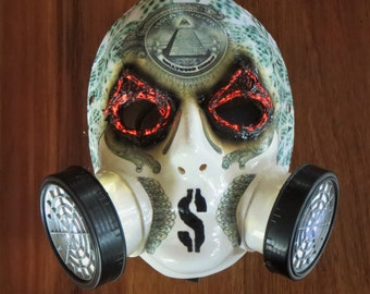 Hollywood Undead J-Dog mask with Lights