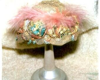 Miniature Tea Party Hat