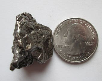 19.44 Gram Campo Del Cielo Argentina Meteorite, Iron from Outer Space # TM 3044A